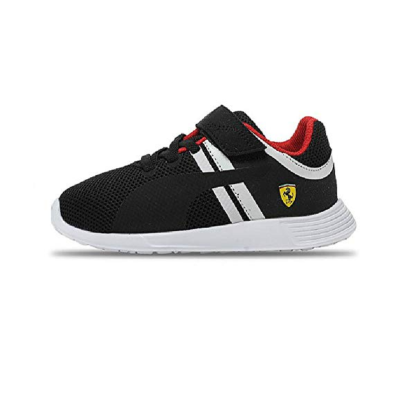 cdec0bc6138 Home / Puma F116 Ferrari SF Children's Toddler Infants Boys Trainers Kids  Shoes. Tap to expand